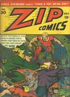 Cover for Zip Comics (Archie, 1940 series) #30