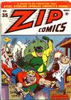 Cover for Zip Comics (Archie, 1940 series) #35
