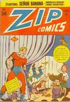 Cover for Zip Comics (Archie, 1940 series) #36