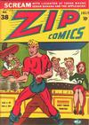 Cover for Zip Comics (Archie, 1940 series) #38