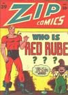 Cover for Zip Comics (Archie, 1940 series) #39