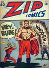 Cover for Zip Comics (Archie, 1940 series) #40