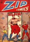 Cover for Zip Comics (Archie, 1940 series) #41