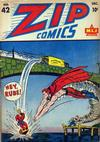Cover for Zip Comics (Archie, 1940 series) #42