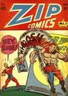 Cover for Zip Comics (Archie, 1940 series) #43