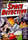 Cover for Space Detective (Avon, 1951 series) #4