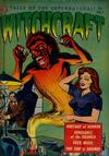 Cover for Witchcraft (Avon, 1952 series) #1
