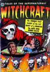Cover for Witchcraft (Avon, 1952 series) #4