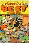 Cover for America's Best Comics (Pines, 1942 series) #15