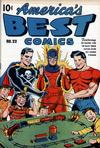 Cover for America's Best Comics (Pines, 1942 series) #22