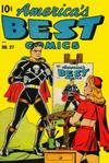 Cover for America's Best Comics (Pines, 1942 series) #27