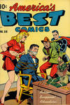 Cover for America's Best Comics (Pines, 1942 series) #30