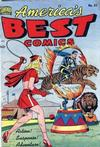 Cover for America's Best Comics (Pines, 1942 series) #31