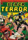 Cover for The Black Terror (Pines, 1942 series) #5