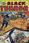 Cover for The Black Terror (Pines, 1942 series) #7
