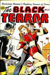 Cover for The Black Terror (Pines, 1942 series) #21
