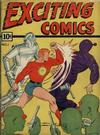 Cover for Exciting Comics (Pines, 1940 series) #v1#1 (1)