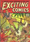 Cover for Exciting Comics (Pines, 1940 series) #v1#2 (2)