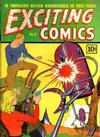 Cover for Exciting Comics (Pines, 1940 series) #v1#3 (3)