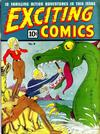 Cover for Exciting Comics (Pines, 1940 series) #v2#1 (4)