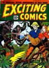 Cover for Exciting Comics (Pines, 1940 series) #v3#2 (8)