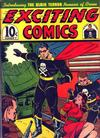 Cover for Exciting Comics (Pines, 1940 series) #v3#3 (9)