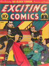 Cover for Exciting Comics (Pines, 1940 series) #v4#1 (10)