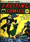 Cover for Exciting Comics (Pines, 1940 series) #v4#2 (11)