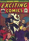 Cover for Exciting Comics (Pines, 1940 series) #v4#3 (12)