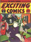 Cover for Exciting Comics (Pines, 1940 series) #v5#1 (13)