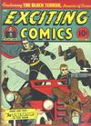 Cover for Exciting Comics (Pines, 1940 series) #15
