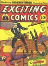 Cover for Exciting Comics (Pines, 1940 series) #v6#1 (16)