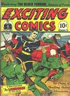 Cover for Exciting Comics (Pines, 1940 series) #v6#3 (18)