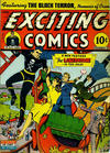 Cover for Exciting Comics (Pines, 1940 series) #v7#3 (21)