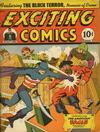Cover for Exciting Comics (Pines, 1940 series) #22