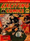 Cover for Exciting Comics (Pines, 1940 series) #23