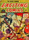 Cover for Exciting Comics (Pines, 1940 series) #28
