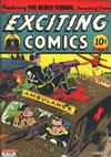 Cover for Exciting Comics (Pines, 1940 series) #31
