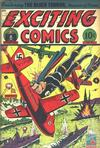 Cover for Exciting Comics (Pines, 1940 series) #32