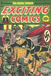 Cover for Exciting Comics (Pines, 1940 series) #33