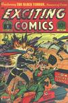 Cover for Exciting Comics (Pines, 1940 series) #34