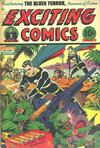 Cover for Exciting Comics (Pines, 1940 series) #36