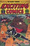 Cover for Exciting Comics (Pines, 1940 series) #37