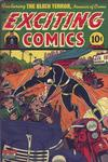 Cover for Exciting Comics (Pines, 1940 series) #38