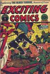 Cover for Exciting Comics (Pines, 1940 series) #40