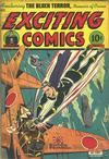 Cover for Exciting Comics (Pines, 1940 series) #41