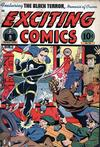 Cover for Exciting Comics (Pines, 1940 series) #14 (44)
