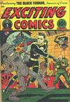 Cover for Exciting Comics (Pines, 1940 series) #45