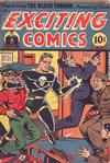 Cover for Exciting Comics (Pines, 1940 series) #46