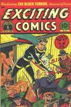 Cover for Exciting Comics (Pines, 1940 series) #47